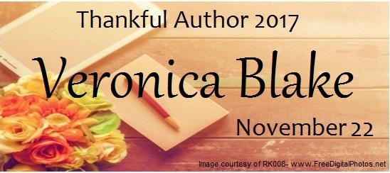Nov. 22- Veronica Blake namecard- blog