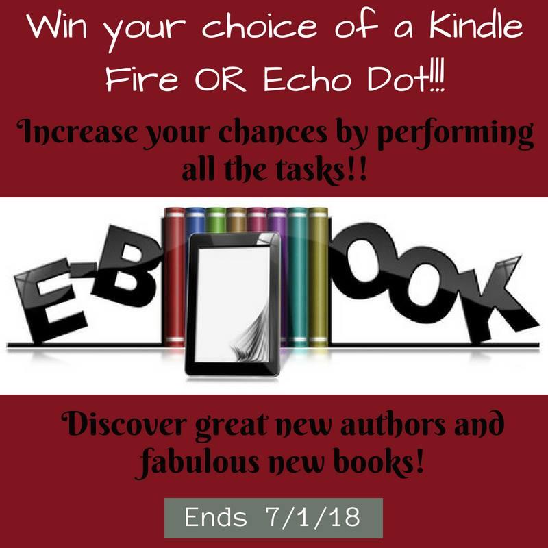 Kindle contest 6-18