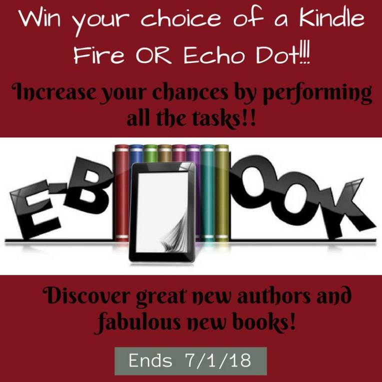Kindle contest 6-18