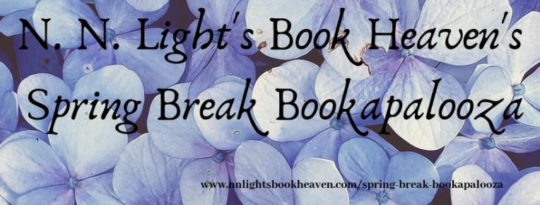 Spring Break Bookapalooza Header 2